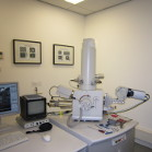 Field-emission scanning electron microscope